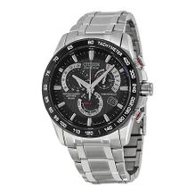 Citizen AT4008-51E Mens Black Dial Analog Quartz Watch