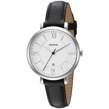 Fossil ES3972 Women's  Jacqueline Leather Strap Watch