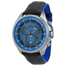 Citizen AT2180-00L Mens Blue Dial Analog Quartz Watch