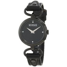 Versus By Versace 3C67600000 Womens Black Dial Analog Quartz Watch