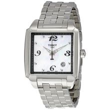 Quadrato Stainless Steel Men's Watch T0055101111700