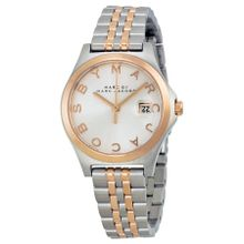 Marc By Marc Jacobs MBM3353 Womens Silver Dial Analog Quartz Watch