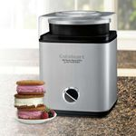 Cuisinart 2-quart Ice Cream, Frozen Yogurt & Sorbet Maker