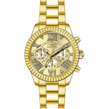 Invicta 21423 womens Angel Gold Tone Watch