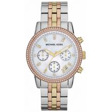 Michael Kors MK5650 Womens Mop Dial Analog Quartz Watch