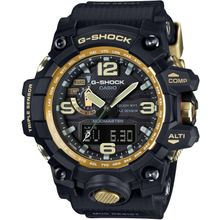 Casio GWG1000GB-1A Mens G-Shock Mudmaster Triple Sensor Resin Strap Watch