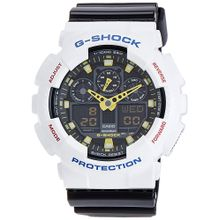 Casio G-Shock Analog Digital World Time Watch GA100CS-7A
