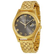Marc By Marc Jacobs MBM3349 Womens Brown Dial Analog Quartz Watch
