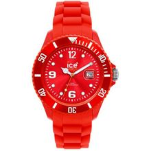 Ice Watch SI.RD.S.S.09 Womens Red Dial Analog Quartz Watch