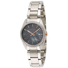 Calvin Klein K5R33B4Y Womens Mop Dial Quartz Stainless Steel Strap Watch