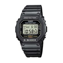 Casio DW5600E-1V Womens Digital-Gray Dial Digital Quartz Watch with Resin Strap