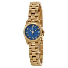 Marc By Marc Jacobs MBM3310 Womens Blue Dial Analog Quartz Watch