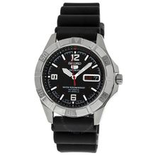 Seiko Seiko 5 SNZD23J1 Mens Black Dial Analog Automatic Watch