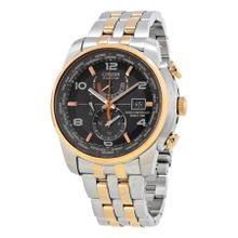 Citizen AT9016-56H Mens Grey Dial Analog Quartz with Stainless Steel Strap Watch
