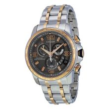 Citizen BY0106-55H Mens Grey Dial Analog Quartz Watch with Stainless Steel Strap