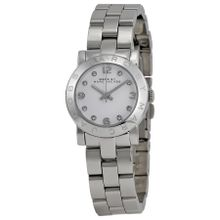 Marc By Marc Jacobs MBM3055 Womens White Dial Analog Quartz Watch