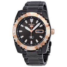 Seiko Seiko 5 SRP172 Mens Brown Dial Automatic Watch