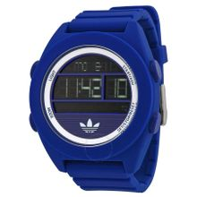 Adidas Santiago ADH2910 Mens Black Dial Digital Quartz Watch