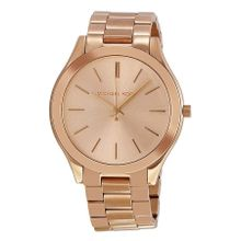 Michael Kors MK3197 Womens Pink Dial Analog Quartz Watch