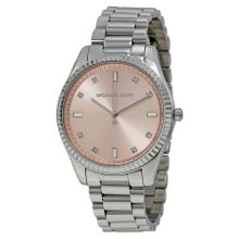 Michael Kors MK3239 Womens Pink Dial Analog Quartz Watch