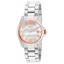 Invicta 15234 Womens Angel Silver Stainless-Steel Quartz Watch