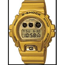 Gold Casio G-Shock Classic Series Watch DW6900GD-9