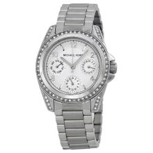 Michael Kors MK5612 Womens Silver Dial Analog Quartz Watch