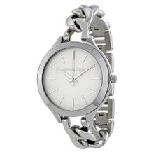 Michael Kors MK3279 Womens White Dial Analog Quartz Watch