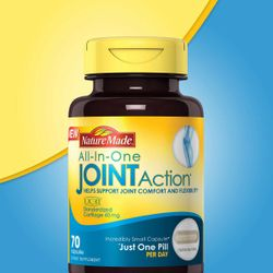 Nature Made All-In-One Joint Action, 70 Capsules