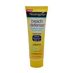 Neutrogena Beach Defense Sunscreen Lotion SPF 70, 1 Fl. Oz