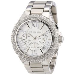 Women's Michael Kors Camille Chronograph Glitz Watch MK5634