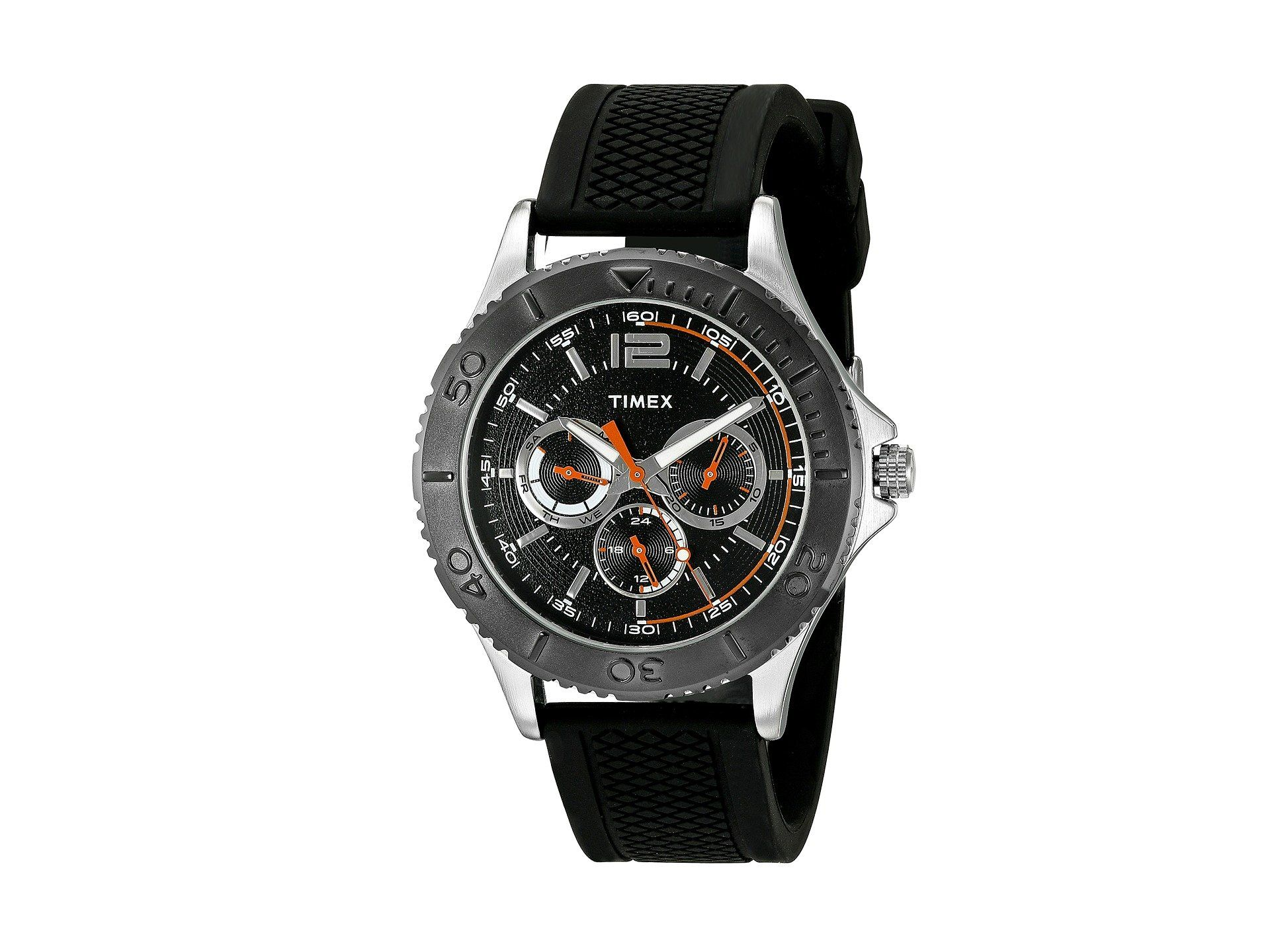 Mens Watches Timex Tw2p875009j Black Dial Analog Quartz Casio G Shock Gw 9400dcj 1 Watch With Silicone Strap